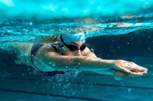 Xiaomi Mijia TS (Turok Steinhardt) - очки для плавания с anti-fog покрытием.