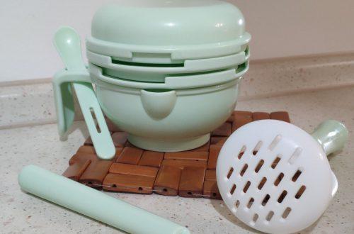 Набор посуды для приготовления детского питания
