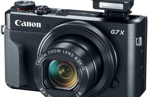Компактная камера Canon PowerShot G7 X Mark III выйдет в начале следующего года, она будет поддерживать запись видео 4К