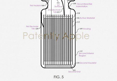Apple патентует более стойкие к внешним воздействиям аккумуляторы