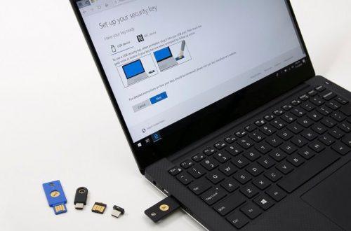 В учетные записи Microsoft теперь возможен вход с помощью аппаратных средств FIDO 2