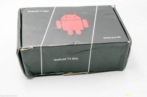 Бюджетный Тв бокс Tanix TX3 mini с элементарной прошивкой в LibreElec и ALICE UX