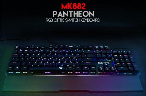 Оптико-механическая клавиатура Fantech MK882