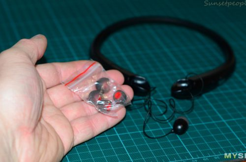 Bluetooth гарнитура Bluenin HWS-918