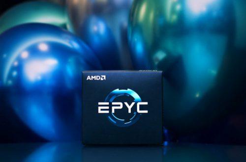 Amazon будет использовать серверы на процессорах AMD EPYC