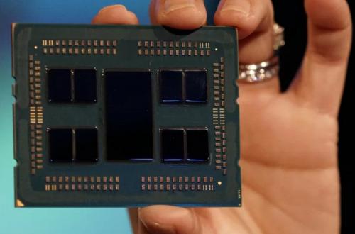 Флагманский 64-ядерный процессор AMD Epyc нового поколения будет работать на частоте 2,35 ГГц