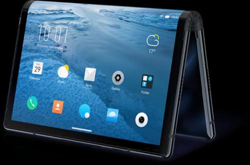 Samsung помогает разработчикам ПО для сгибающегося смартфона Samsung Galaxy F