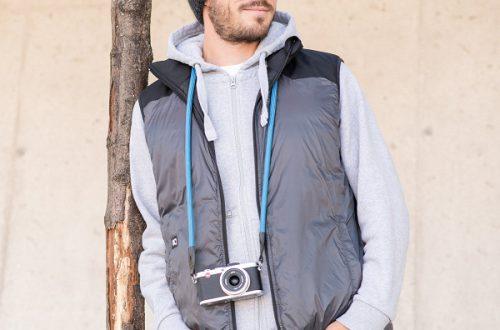 Жилет COOPH, адресованный фотографам, оснащен системой обогрева, управляемой с помощью смартфона