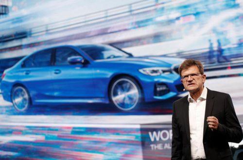 BMW может заставить свои гибридные автомобили использовать в городах только электропривод