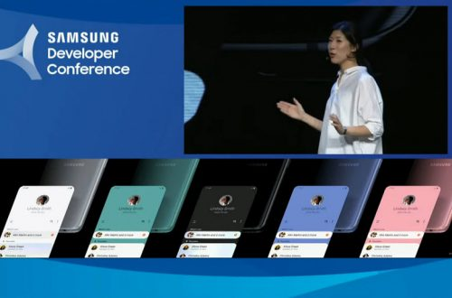В презентации Samsung нашли намёк на цвета флагманского смартфона Galaxy S10