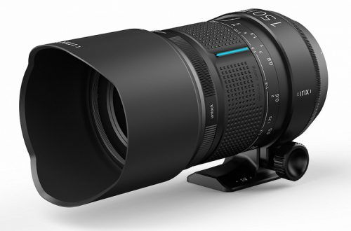 Начат прием предварительных заказов на объективы Irix 150mm f/2.8 Macro 1:1