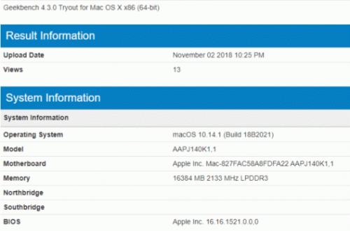 Новый MacBook Air получит процессор помощнее