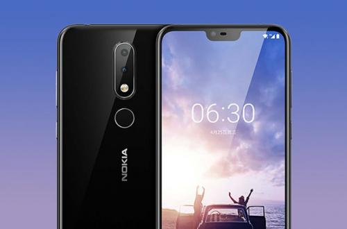 Обновление Android 9.0 Pie для Nokia 6.1 Plus вернуло опцию «спрятать бровь»