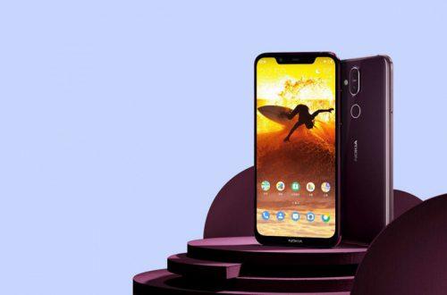 Смартфон Nokia 8.1 поступит в продажу до конца месяца