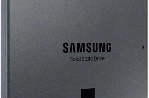 Представлены самые доступные по цене твердотельные накопители Samsung Electronics объемом 4 ТБ