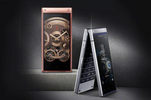 Представлен флагманский смартфон-раскладушка Samsung W2019, цена новинки впечатляет больше характеристик