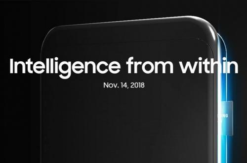 Samsung представит флагманскую SoC Exynos 9820 уже 14 ноября