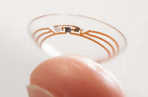 Alphabet прекращает разработку контактных линз с датчиком уровня сахара