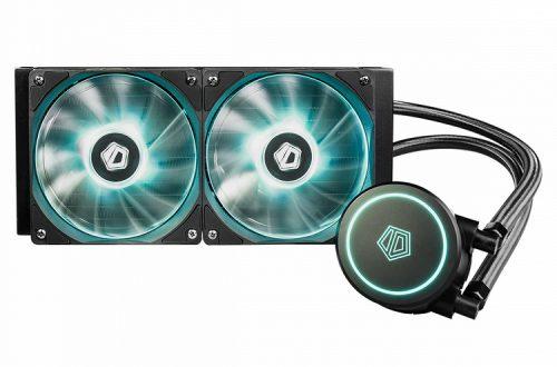 Система жидкостного охлаждения ID-Cooling Auraflow X 240 стоит 80 долларов