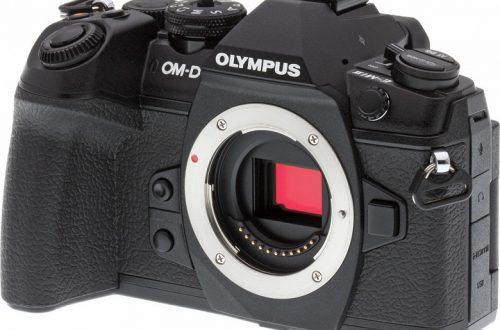 Камера Olympus IM010, вероятно, будет иметь встроенную рукоятку для съемки в вертикальной ориентации