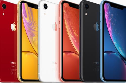 Apple снизила цену iPhone XR на $100