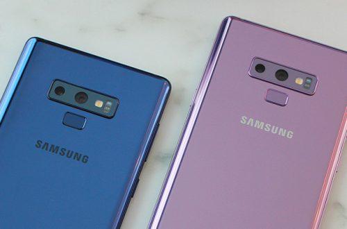 Samsung наконец-то исправит проблему с камерой у смартфонов Galaxy Note9