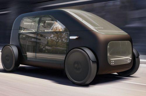 Датский производитель велосипедов Biomega представил концепт футуристичного городского электромобиля за 20 000 евро