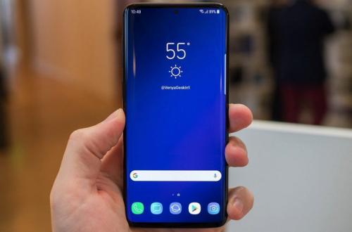 Известные инсайдеры опубликовали предварительные характеристики Samsung Galaxy S10