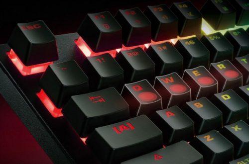 Геймерские клавиатура и мышь, которые «не дадут вам промахнуться». ADATA показала свои новинки