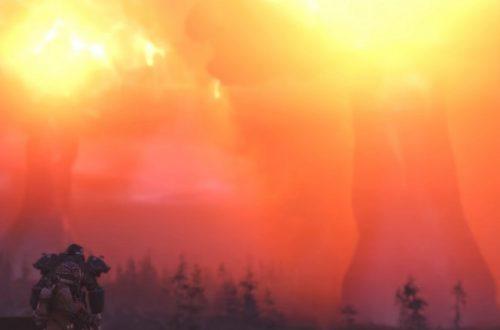 Геймеры взорвали три атомные бомбы в Fallout 76 одновременно и «уронили» сервер