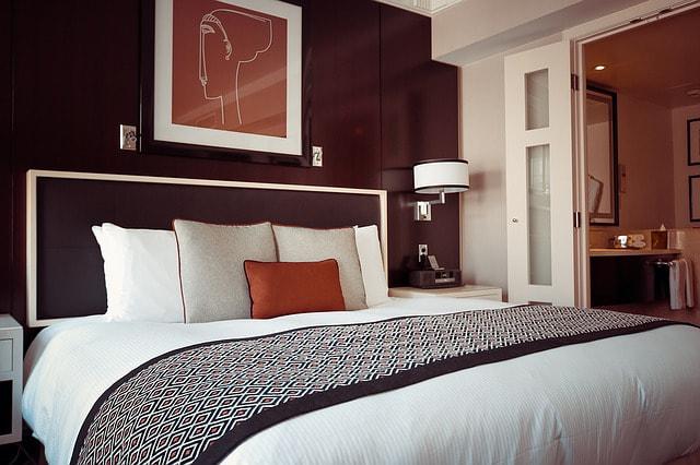 современный дизайн спальни интерьер