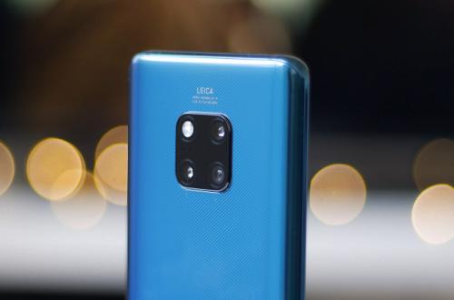 Прошивка улучшила камеру флагманского смартфона Huawei Mate 20 Pro