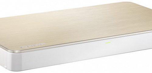 QNAP HS-453DX — сетевой накопитель на два HDD с четырехъядерным CPU и пассивной системой охлаждения