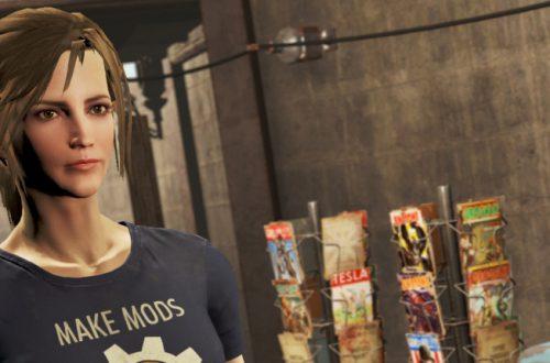 Моддер работает над фоторежимом для Fallout 4 как в Fallout 76 — скриншоты