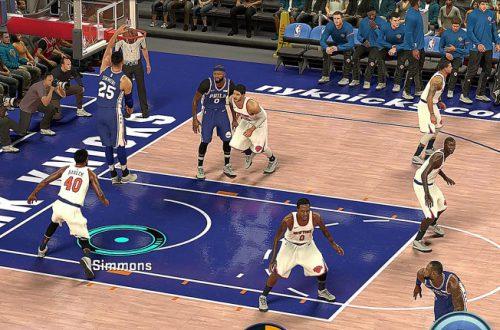 NBA 2K Mobile с консольным уровнем графики можно скачать бесплатно на iOS