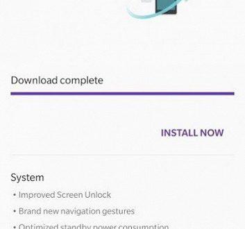 Флагман-новичок OnePlus 6T уже получил первое обновление прошивки