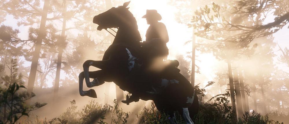 Red Dead Redemption 2 номинировали в 8 категориях The Game Awards 2018