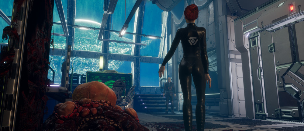 Россияне выпустили в Steam фантастический экшен с отборными матюками, инопланетянами и издевательствами