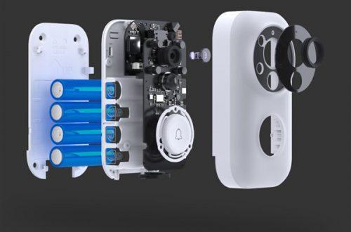 Xiaomi представила интеллектуальный дверной звонок за $29