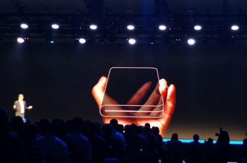 Складной смартфон Samsung с гибким экраном будет стоить $1770