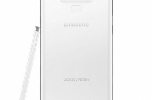 Новая версия Samsung Galaxy Note9 выйдет уже на этой неделе