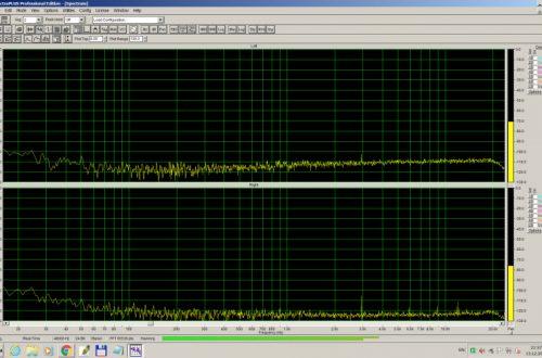 LM386 в схеме измерительного микрофона