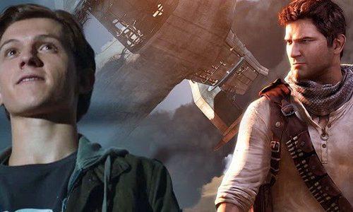 У фильма Uncharted с Томом Холланда снова проблемы