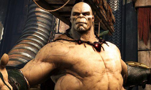 Как выглядит Уилл Смит в роли Горо из Mortal Kombat