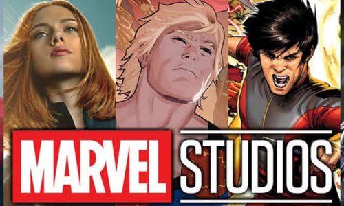 Все фильмы 4 Фазы киновселенной Marvel