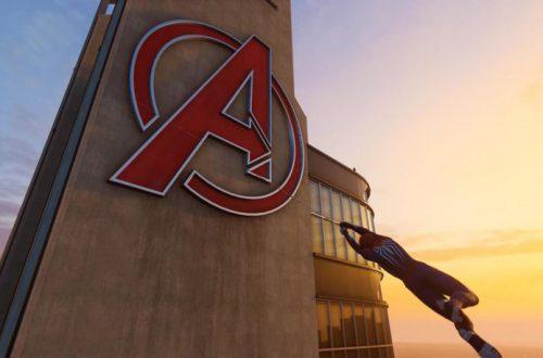 """Игрок построил в Fortnite 40-этажную башню """"Мстителей"""""""