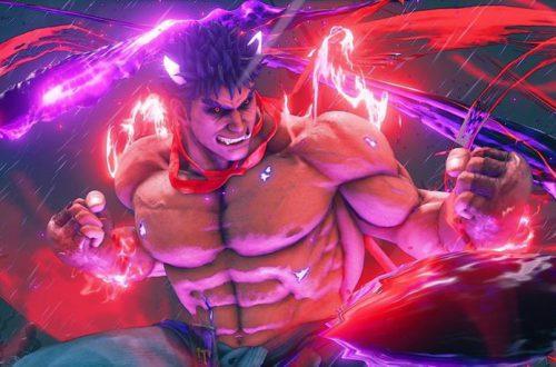 Capcom представила нового персонажа Street Fighter 5