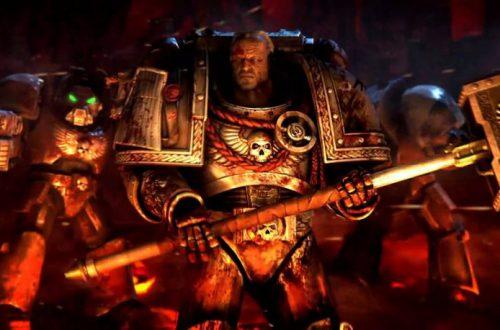 Официальный анимационный сериал по Warhammer 40,000 получил первый трейлер