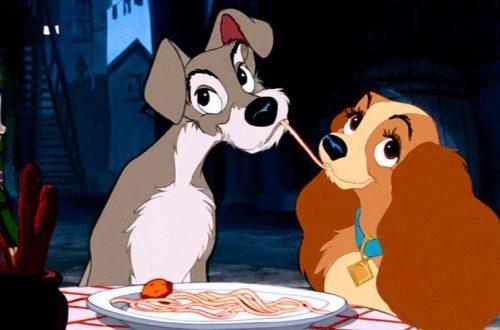 В ремейке мультфильма «Леди и Бродяга» снимутся настоящие собаки