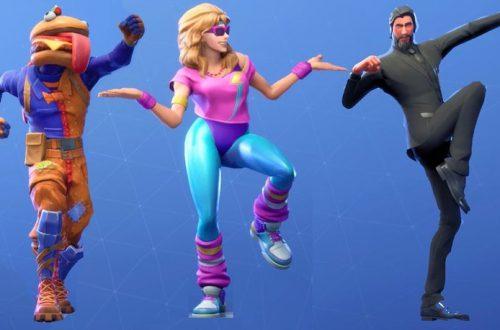 5 танцев, за которые Fortnite грозят судом